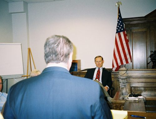 KNOWING WHEN TO BREAK THE RULES OF CROSS-EXAMINATION