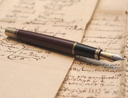 LIST OF TIPS ON WRITING GOOD