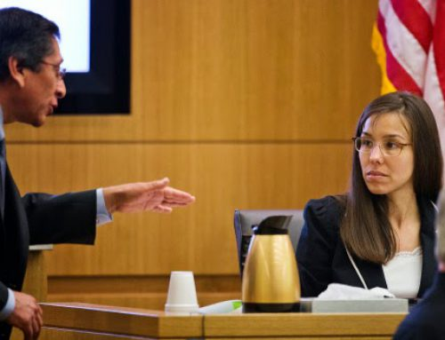 SMOKE-AND-MIRRORS CROSS-EXAMINATION AND COURTROOM POSITIONING